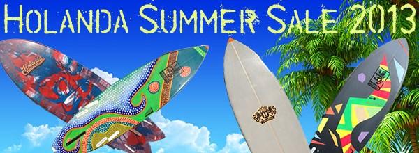 Holandaboards Summer Sale 2013 !